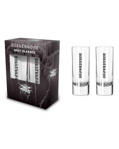 darkthrone logo shot glasses