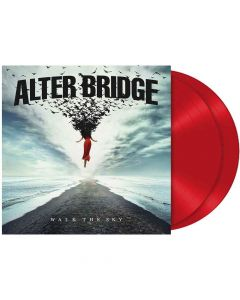 ALTER BRIDGE - Walk the Sky / RED 2-LP Gatefold