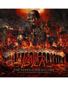 The Repentless Killogy Live at the Forum Inglewood Digipak 2-CD