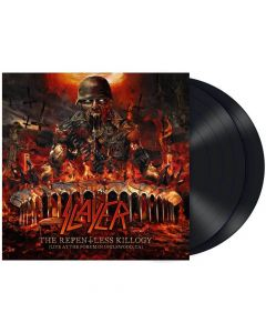 The Repentless Killogy Live at the Forum Inglewood BLACK 2-LP Gatefold