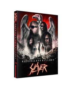 The Repentless Killogy Live at the Forum Inglewood Blu-Ray