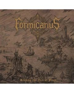 formicarius rending the veil of flesh