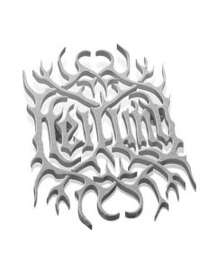 heilung logo metal pin
