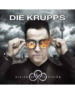die krupps - vision 2020 vision - cd + dvd digipak - napalm records