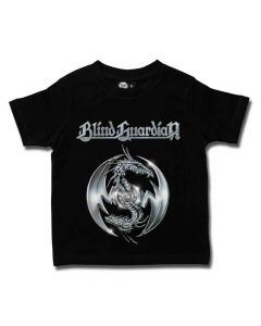 blind guardian silverdragon kids shirt