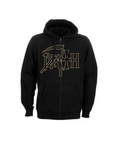 death sound of perseversance hooded zipper