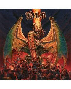 dio killing the dragon deluxe double cd