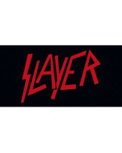 slayer logo beach towel