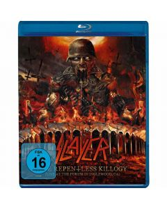 Slayer The Repentless Killogy Show Only Blu-Ray