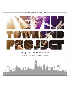 devin townsend by a thread live in london 2011