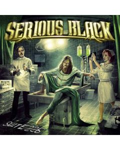 serious black suite 226 digipak cd