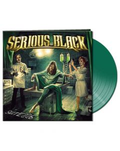 serious black suite 226 green vinyl gatefold