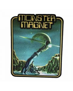 monster magnet tap cut out patch
