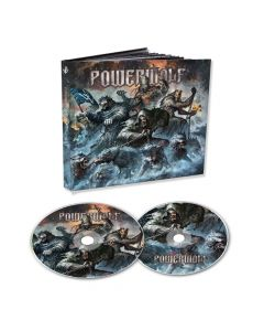 powerwolf best of the blessed mediabook 2 cd