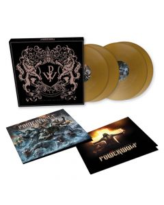 powerwolf best of the blessed gold 4 lp vinyl boxset