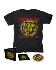 candlemass the pendulum digipak ep + t shirt bundle
