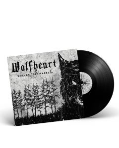 60210 wolfheart wolves of karelia black lp melodic death metal