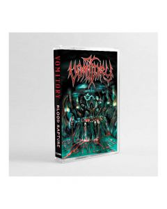 vomitory blood rapture cassette tape