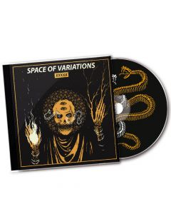 space of variations xxxxx mini cd