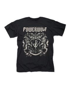 Powerwolf Crest T- Shirt