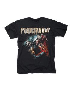 POWERWOLF - The Sacrament Of Sin - Metal is Religion / T- Shirt