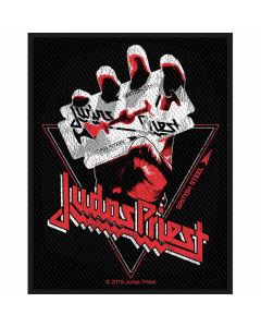 judas priest british steel vintage patch