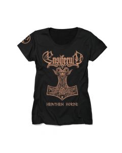 ensiferum heathen horde ladies shirt