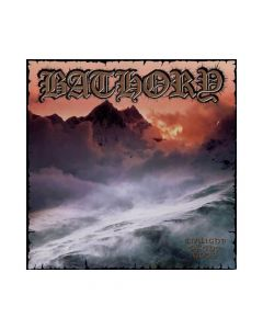 BATHORY - Twilight Of The Gods / CD