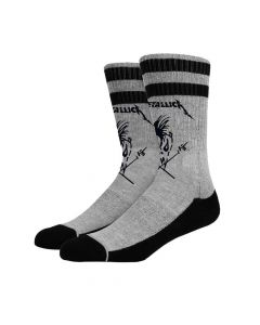 metallica scary guy socks
