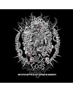 voodoo gods anticipation for blood leveled in darkness cd