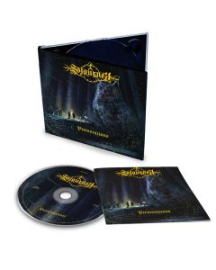sojourner premonitions digipak cd