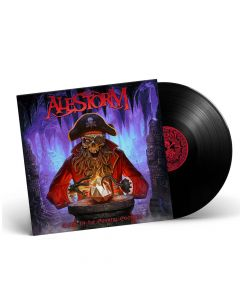 alestorm curse of the crystal coconut black vinyl