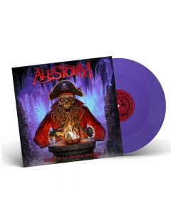 alestorm curse of the crystal coconut purple vinyl