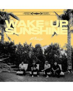 all time low wake up sunshine cd