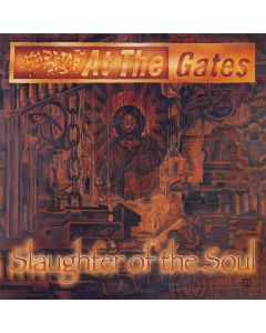 at the gates slaughter of the soul cd