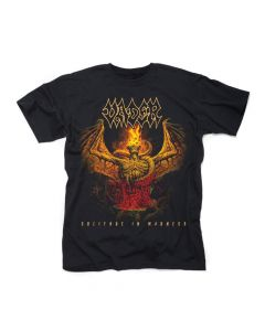 Vader Solitude In Madness T-shirt front