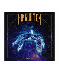 king witch body of light colured vinyl