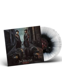 Panoptikum - BLACK WHITE Splatter 2-LP