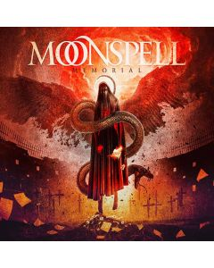 moonspell memorial digipak 2 cd