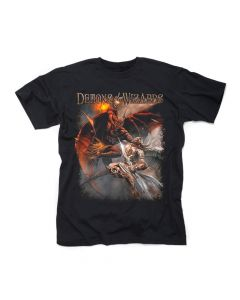demons and wizards diabolic shirt