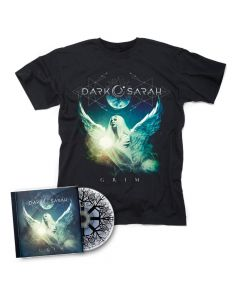 dark sarah grim cd + t shirt bundle