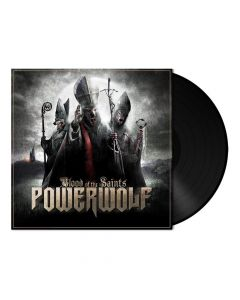 powerwolf blood of the saints black vinyl