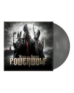 powerwolf blood of the saints silver vinyl