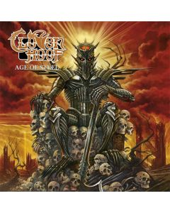 cloven hoof age of steel cd