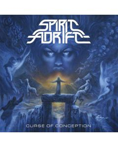 spirit adrift curse of conception digipak cd