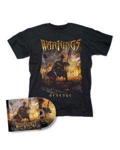 warkings revenge cd + t shirt bundle
