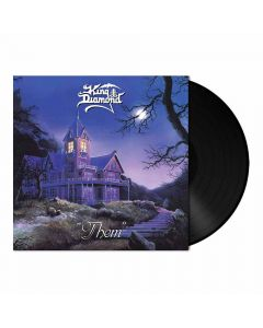king diamond them black vinyl