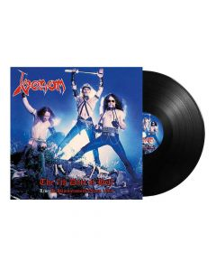 venom the 7th date of hell live at hammersmith 1984 black vinyl