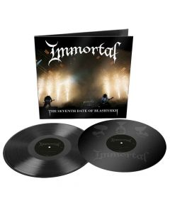 immortal The Seventh Date of Blashyrkh black 2 vinyl