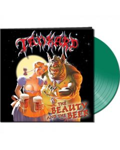 Tankard - The Beauty And The Beast - Clear Green LP
